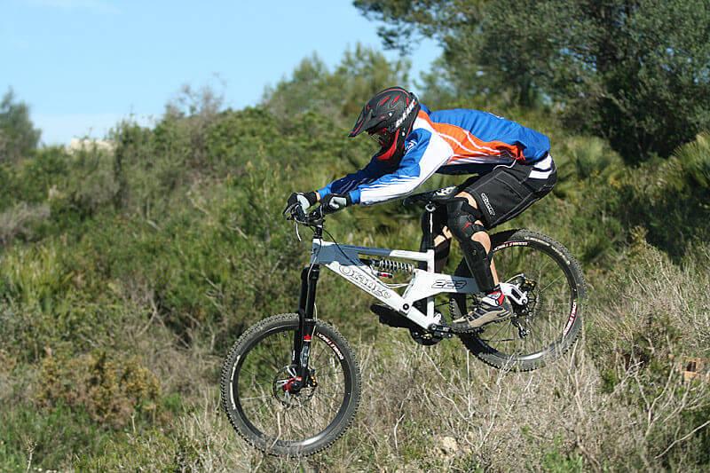 Biken und Radfahren in Javea