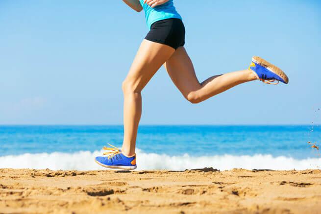 Fitness im Urlaub Javea