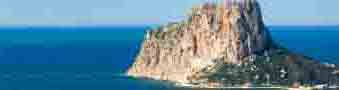 Holiday villas in Calpe