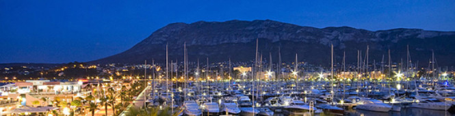 Luxury holiday villas and holiday apartments in Denia - Costa Blanca – Spain
