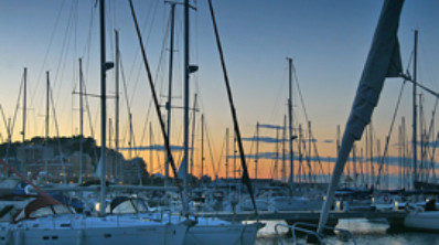 The Marina of Denia - Costa Blanca - Spain