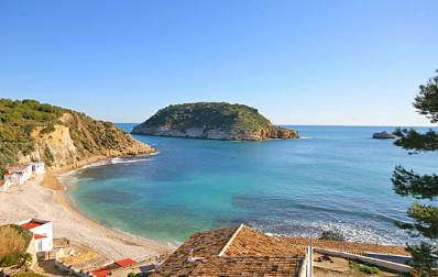 La Barraca  Strand Javea