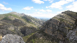 Sierra Bernia and Sierra Aitana