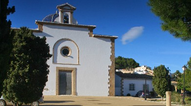 La Ermita - chapel in Javea