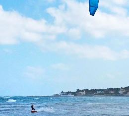 Kitesurfer Javea