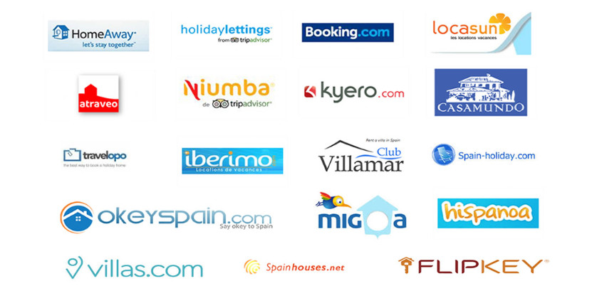 portale en websites samenwerkingspartners