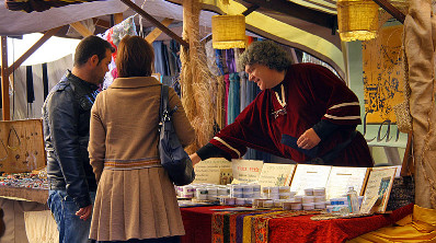 Markt in Javea
