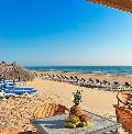 Sommerurlaub am Strand