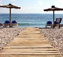 Playa Muntanyar Javea