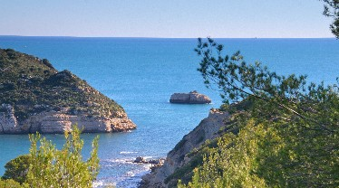 the viewpoints of Javea / Xàbia