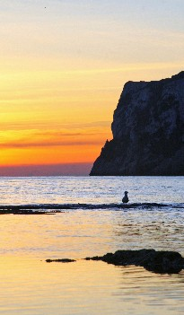 Sunset in Javea