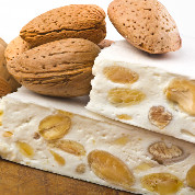 Turron almond sweet