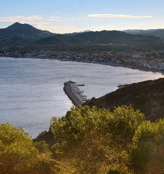 View on Javea